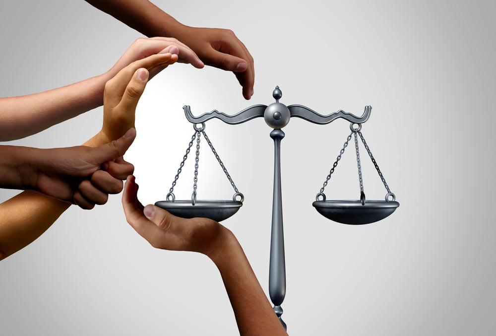הודעה על מתן שירות משפטי בהתנדבות